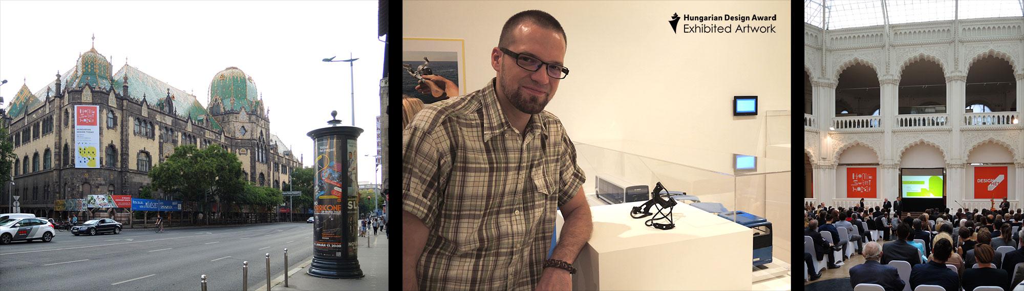 SimpleShot - Torque - Hungarian Design Week - MFD